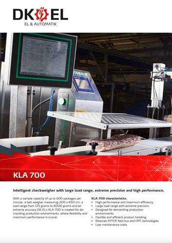 Download KLA 700 Data Sheet